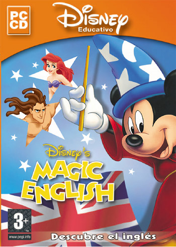 Disney's Magic English. ���������� ��� �������. �c� 32 ����� (2004)